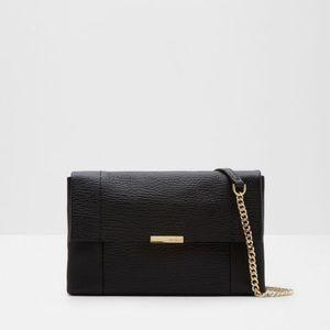 Ted Baker Parson Bag Soft Black Leather Purse